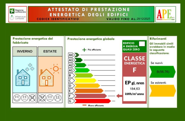 Certificazione Energetica - Studio Tecnico Fausto Conti